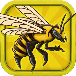 Angry Bee Evolution - Idle farm tap free clicker