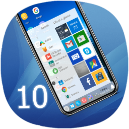 Computer Launcher Theme For Win 10