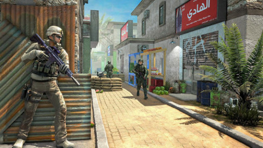 اسکرین شات بازی Commando Mission 2020: Shooting Games Offline 2020 1