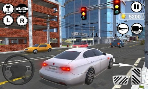 اسکرین شات بازی Car Driving School 2018: 3D Parking Simulator 1