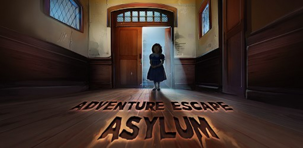 ویدئو بازی Adventure Escape: Asylum